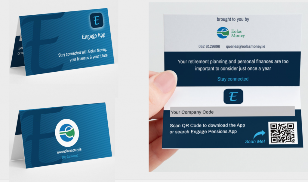 Eolas Engage App